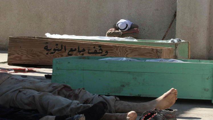 مخاوف من وصول داعش لـ5000 عراقي محاصرين بالأنبار