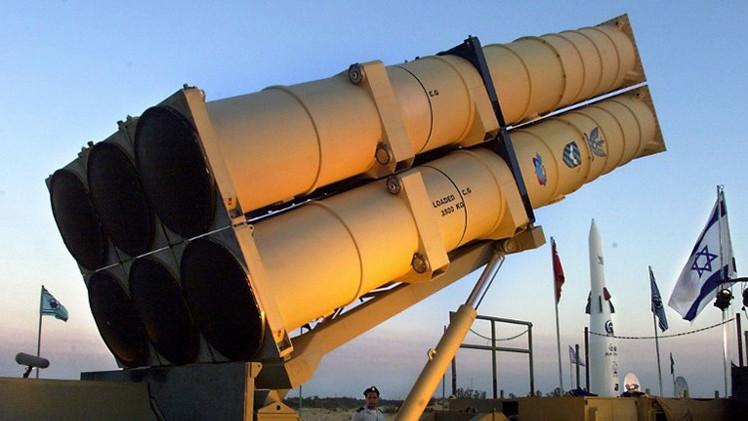مصادر: فشل أول اختبار للدرع الصاروخية الإسرائيلية