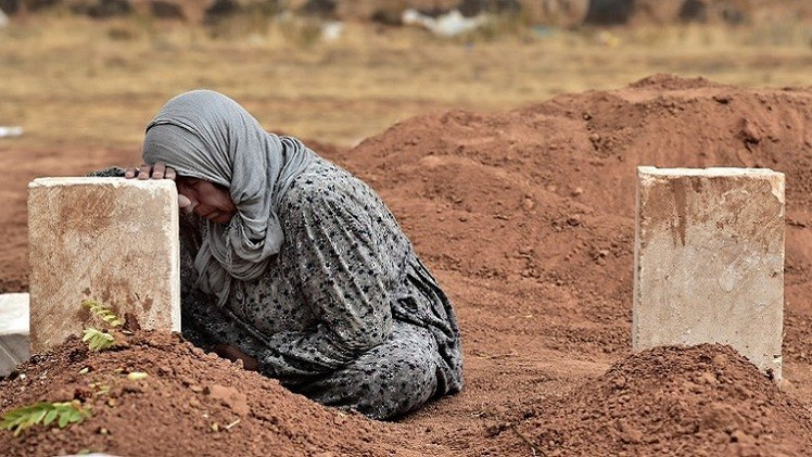 بغداد: أحد عناصر