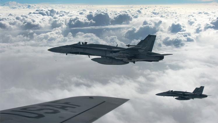 الدفاع الروسية: الناتو يكثف تحليق طائراته للاستطلاع فوق دول البلطيق