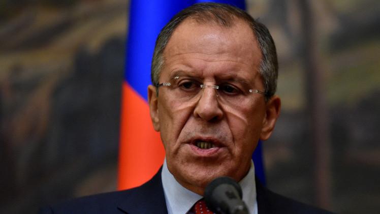 لافروف: واشنطن تريد تغيير النظام في روسيا من خلال العقوبات