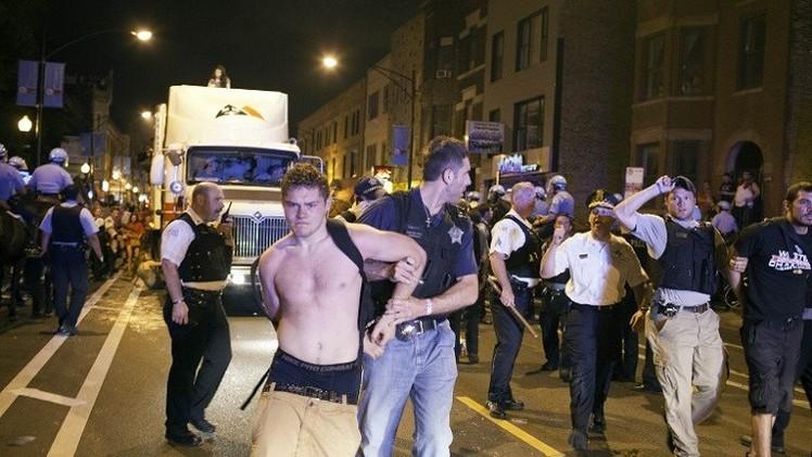 اعتقال 24 شخصا للتحقيق في مقتل مشجع لديبورتيفو لاكورونيا