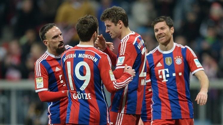 البافاري يبتعد بـ12 نقطة في قمة الدوري الألماني بعد هزيمة فرايبورغ