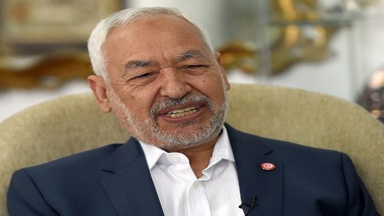 راشد الغنوشي: غالبية الإسلاميين في تونس انتخبوا المرزوقي في الدور الأول