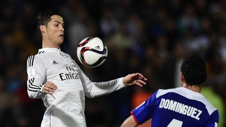 ريال مدريد يسجل 4 أهداف في نزهته في نصف نهائي مونديال الأندية