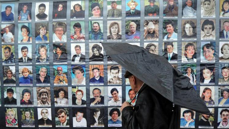 السلطات القضائية بموسكو تعيد فتح التحقيق في قضية