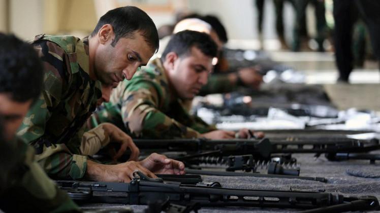 الحكومة الألمانية تقر إرسال بعثة عسكرية لتدريب الأكراد شمالي العراق