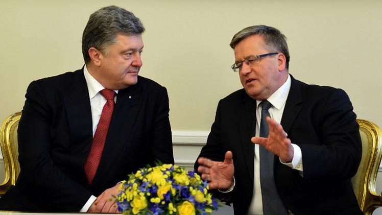 بوروشينكو: مجموعة الاتصال ربما تعقد اجتماعا بمينسك في 21 ديسمبر