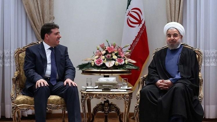 إيران تؤكد مجددا دعمها لسوريا