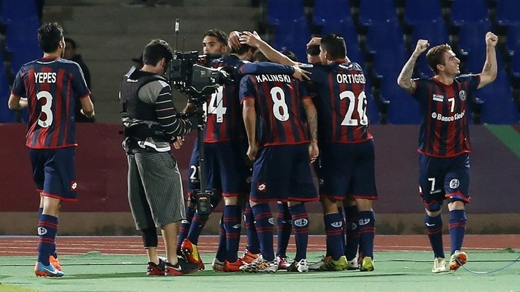 سان لورينزو يضرب موعدا مع ريال مدريد في نهائي مونديال الأندية