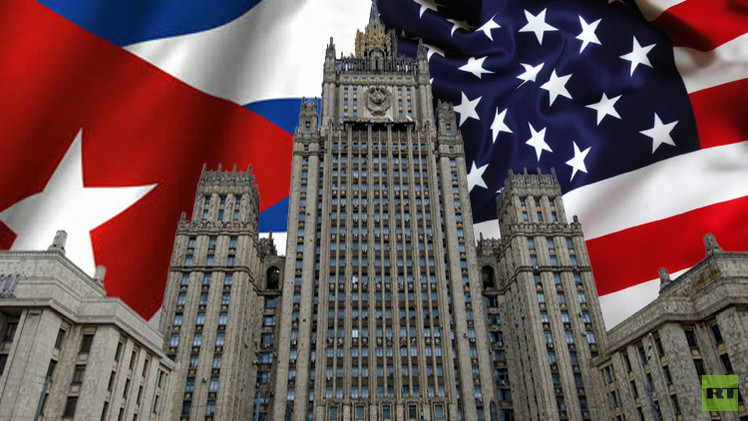 موسكو: تطبيع العلاقات بين واشنطن وهافانا دليل على إخفاق آلية العقوبات