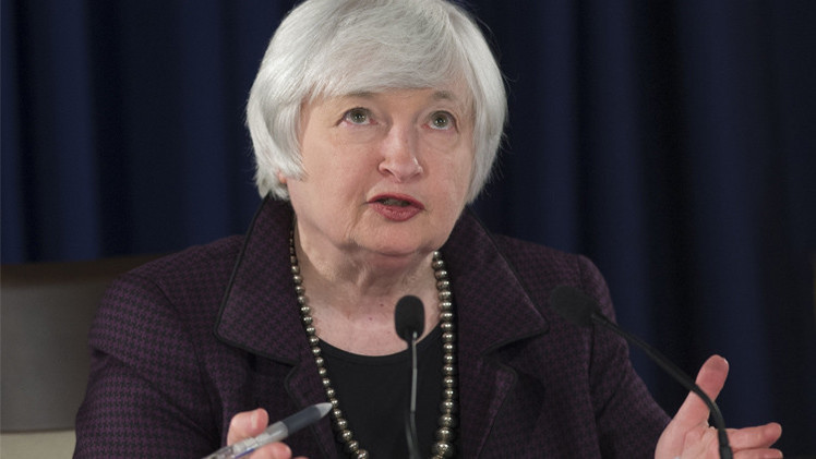 الاحتياطي الأمريكي يبقي نسب الفائدة قريبة من الصفر