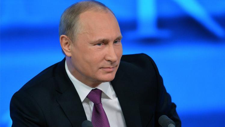 بوتين: الوضع الراهن في الاقتصاد الروسي أسبابه خارجية