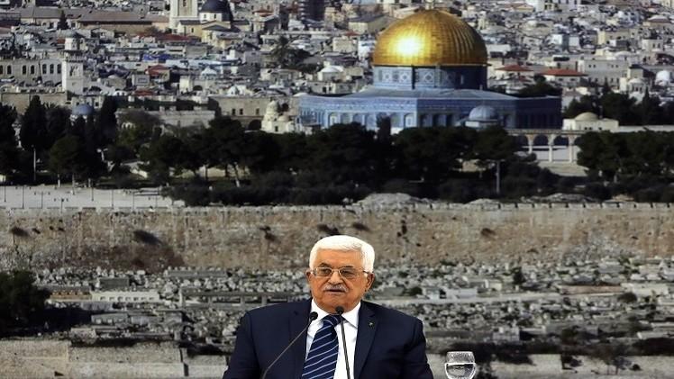 عباس: منفتحون على التشاور بشأن مشروع قرار إنهاء الاحتلال