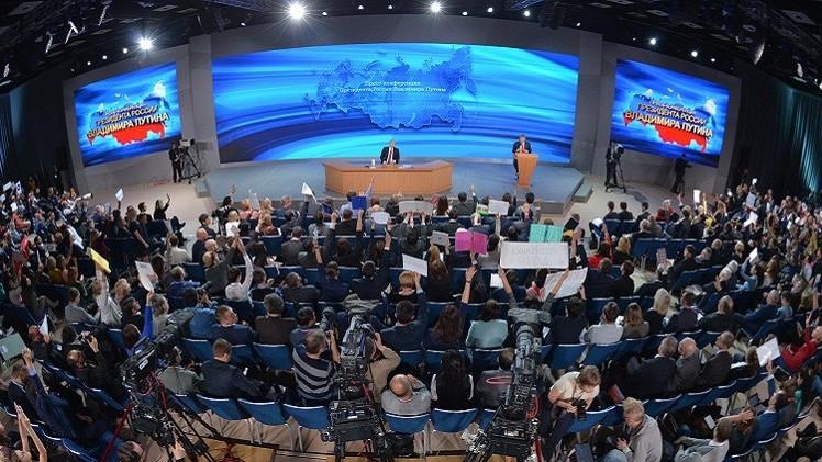 بوتين: كأس العالم 2018 فرصة لتطوير البلاد
