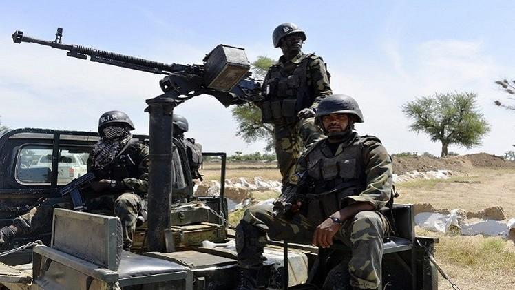 الجيش الكاميروني يعلن مقتل 116 من
