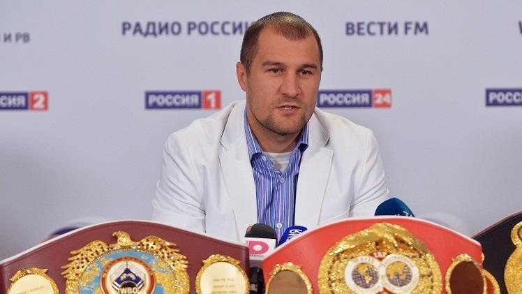 بطل العالم للملاكمة الروسي كوفاليف يواجه متحديه الكندي باسكال