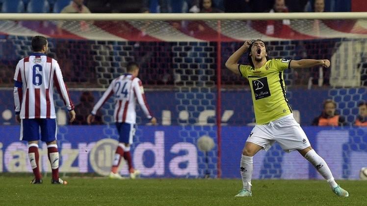 أتلتيكو مدريد يضرب موعدا مع جاره ريال مدريد في دور الـ 16 لكاس إسبانيا