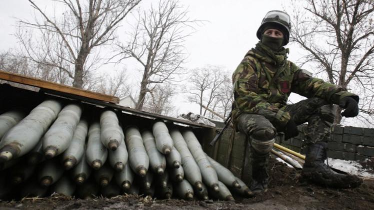 موسكو: أي حديث عن تسليح أوكرانيا يتعارض مع جهود الحل السلمي للأزمة