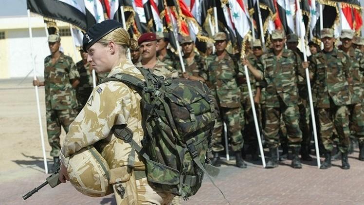 بريطانيا تدرس السماح للمجندات بالانضمام إلى وحدات الالتحام المباشر