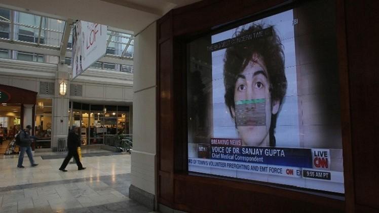 أول ظهور علني للمتهم بتنفيذ هجمات بوسطن أمام القضاء