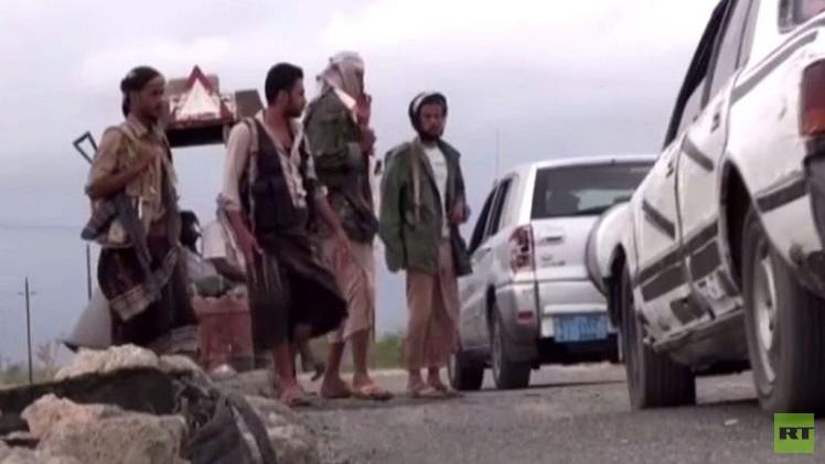 سيطرة لمقاتلين تابعين لجماعة الحوثي