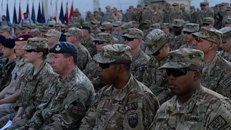 البنتاغون يقرر إرسال 1300 جندي إضافي إلى العراق