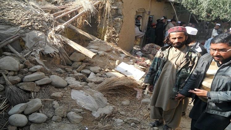 خمسة قتلى بغارة طائرة أمريكية من دون طيار في باكستان
