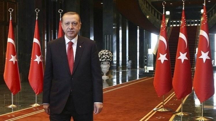 أردوغان يدافع عن الإجراءات القضائية ضد معارضيه