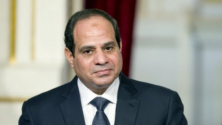السيسي يبحث مع مبعوثي ملك السعودية وأمير قطر سبل تفعيل العلاقات بين القاهرة والدوحة
