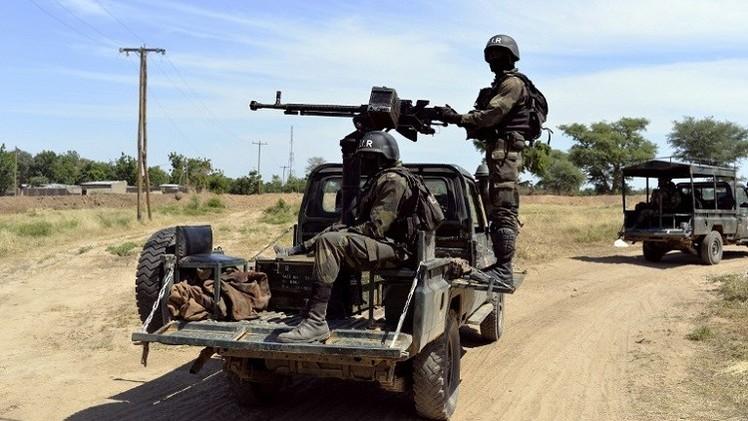 الجيش النيجيري يقتل العشرات من مسلحي