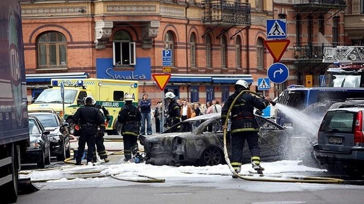 هجوم جديد على مسجد في السويد