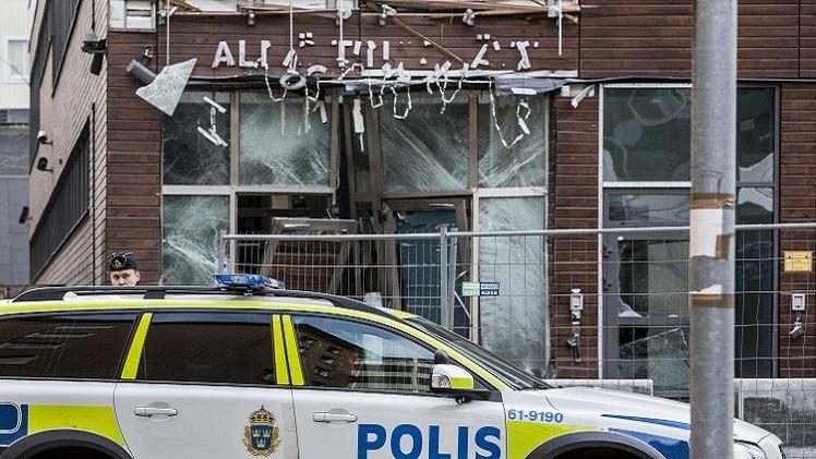 السيارات المفخخة وصلت إلى السويد