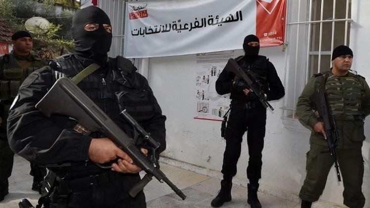 مراسلتنا: إحباط هجوم على مركز اقتراع في تونس