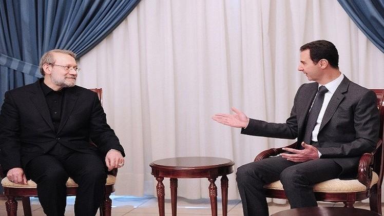 الأسد: مصممون على الاستمرار بالمصالحات الوطنية