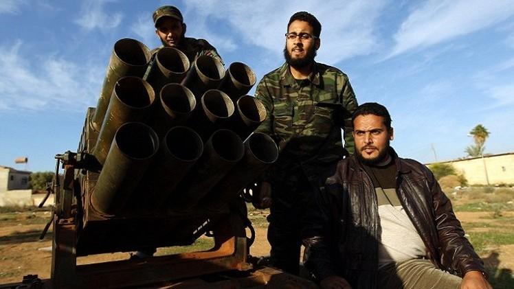 الجيش الليبي وقوات حفتر يرسلان تعزيزات إلى منطقة