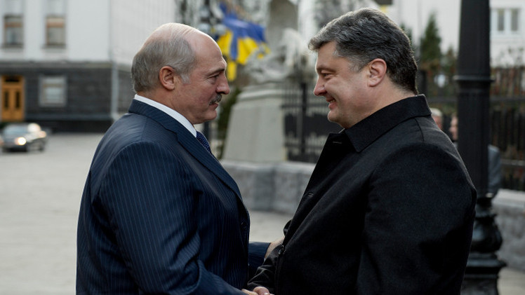 بيلاروس تؤكد دعمها عملية السلام في أوكرانيا