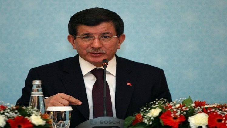 أوغلو: الاتحاد الأوروبي بدأ حملة قذرة ضد تركيا
