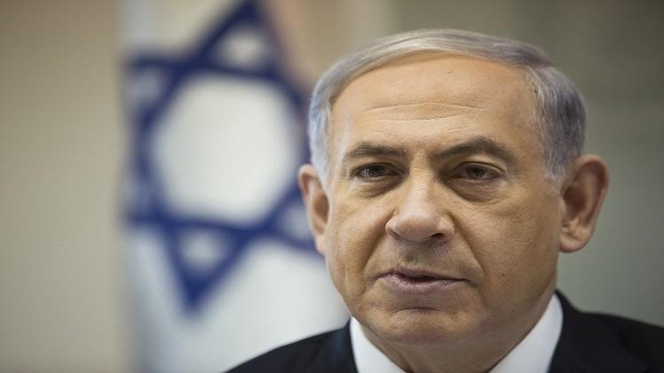 نتنياهو: إسرائيل عرضة لهجمات على جبهتي حماس والسلطة الفلسطينية