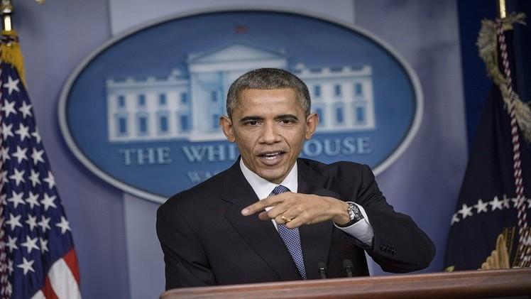 أوباما يتعهد بإغلاق سجن غوانتانامو