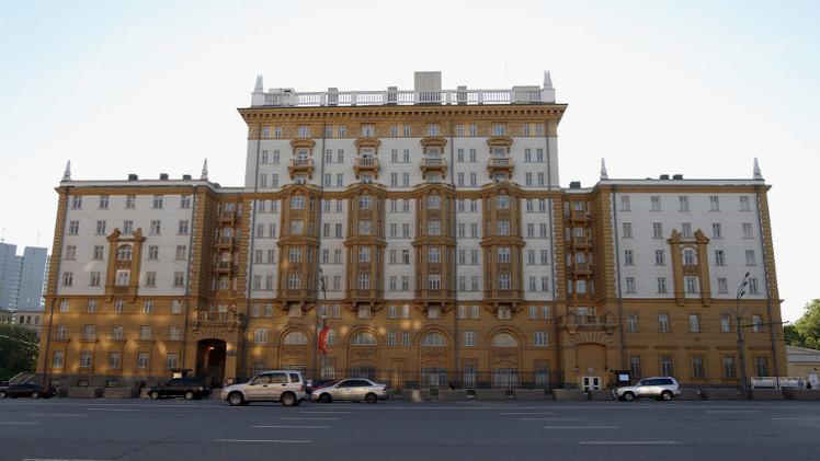 أوباما ينشئ مخازن للمعلومات السرية في سفارته بموسكو