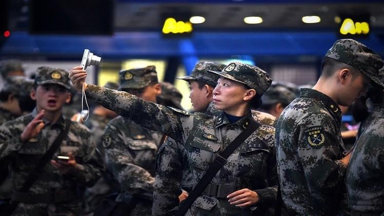 الصين ترسل قريبا 700 جندي إلى جنوب السودان