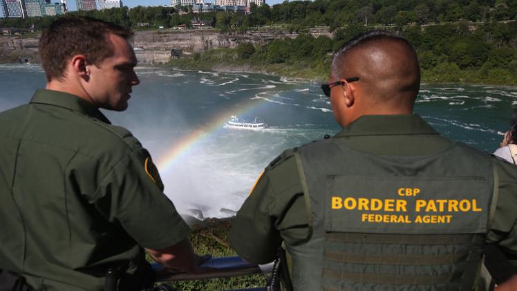 الشرطة الأمريكية تطلق النار على كندي بعد عبوره الحدود