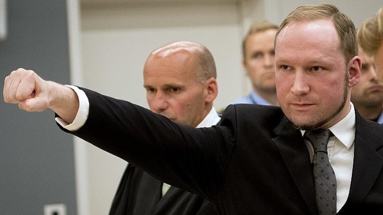 إرهابي نرويجي يُمنع من توجيه رسائل لتفادي تجنيده الأنصار