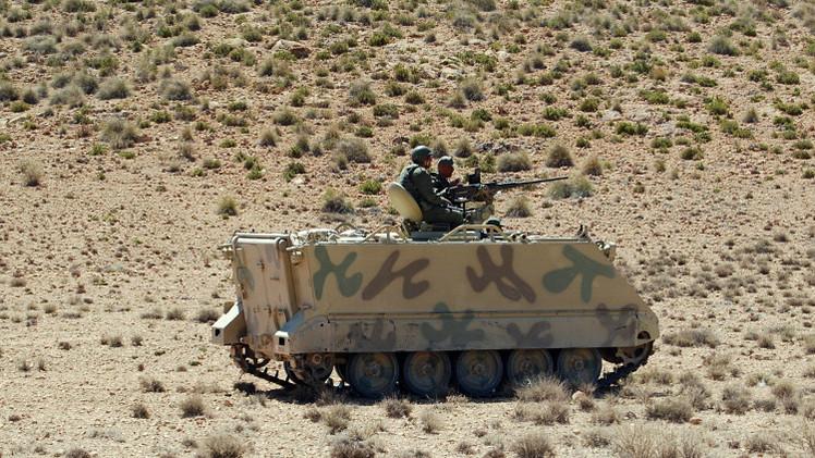 استنفار أمني على الحدود التونسية الليبية