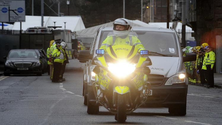 اسكتلندا.. مقتل شخصين في مداهمة سائق شاحنة لمجموعة من المارة