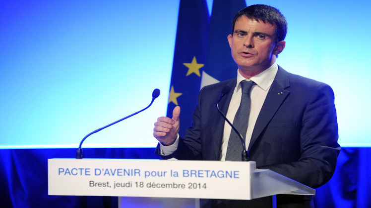 فالس: فرنسا تواجه خطرا إرهابيا غير مسبوق
