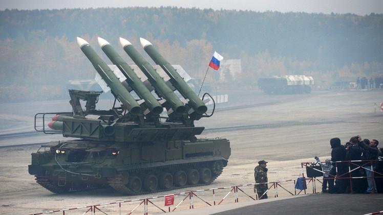 الأمن الروسي يحبط محاولة تهريب مكونات صواريخ إلى أوكرانيا