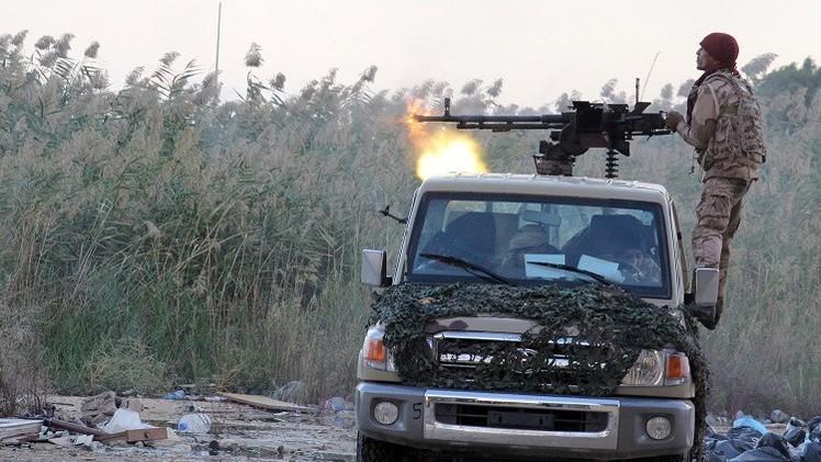 الأمم المتحدة: مقتل مئات المدنيين في ليبيا وتشريد أكثر من 200 ألف