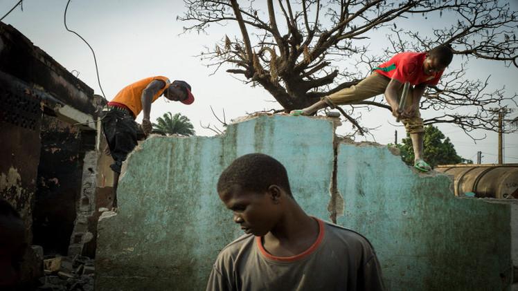 مقتل 18 شخصا بهجمات في إفريقيا الوسطى